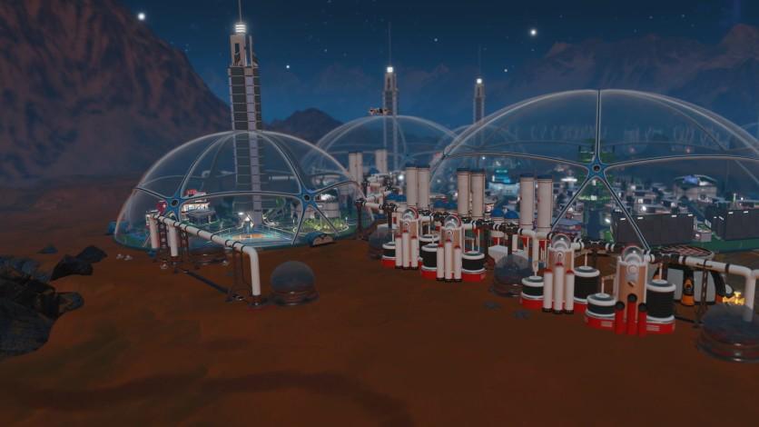 Screenshot 4 - Surviving Mars: Stellaris Dome Set
