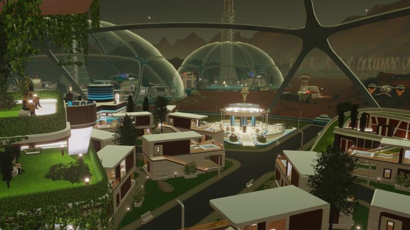 Screenshot 3 - Surviving Mars: Stellaris Dome Set