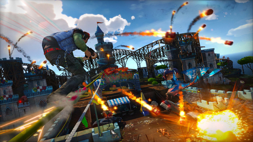 Screenshot 2 - Sunset Overdrive