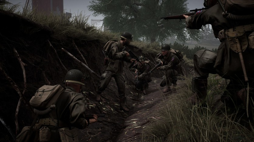 Screenshot 2 - Post Scriptum