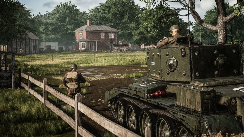 Screenshot 2 - Post Scriptum: Supporter Edition