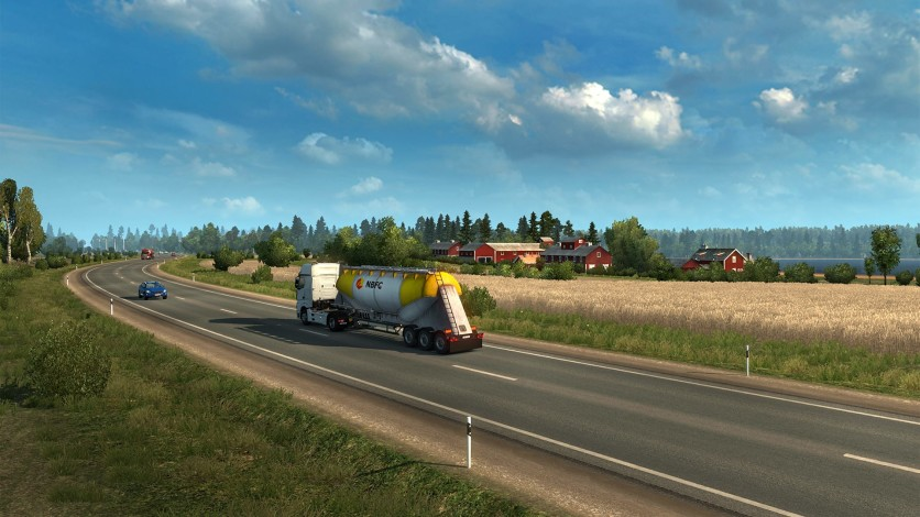 Screenshot 13 - Euro Truck Simulator 2 - Beyond the Baltic Sea