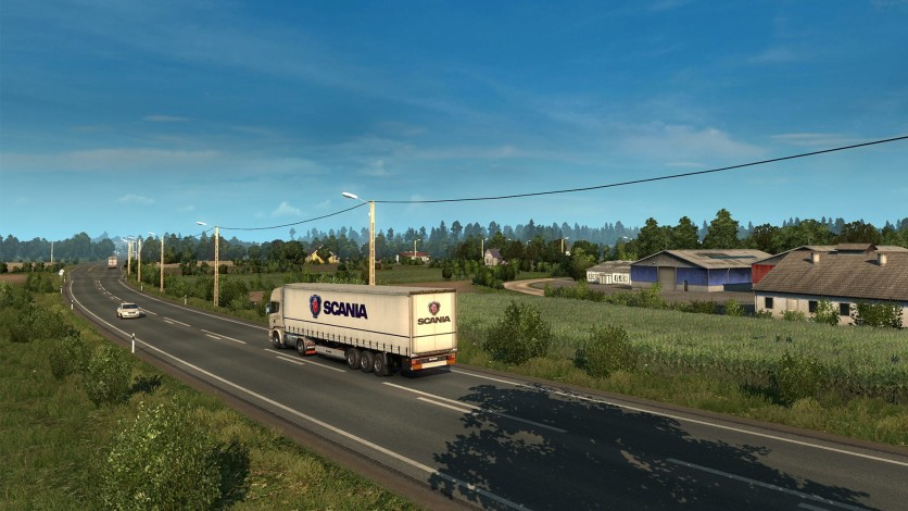 Screenshot 8 - Euro Truck Simulator 2 - Beyond the Baltic Sea