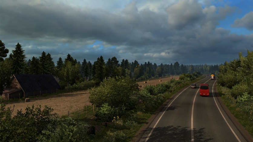 Screenshot 6 - Euro Truck Simulator 2 - Beyond the Baltic Sea