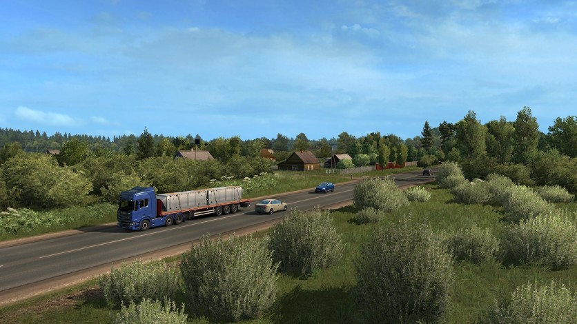 Screenshot 4 - Euro Truck Simulator 2 - Beyond the Baltic Sea