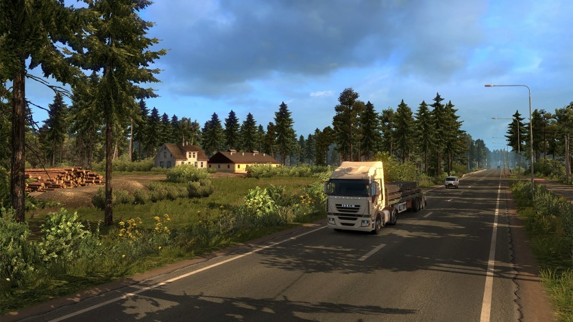 Screenshot 16 - Euro Truck Simulator 2 - Beyond the Baltic Sea