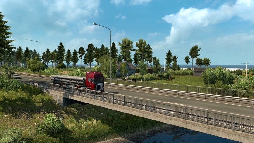 Screenshot 10 - Euro Truck Simulator 2 - Beyond the Baltic Sea