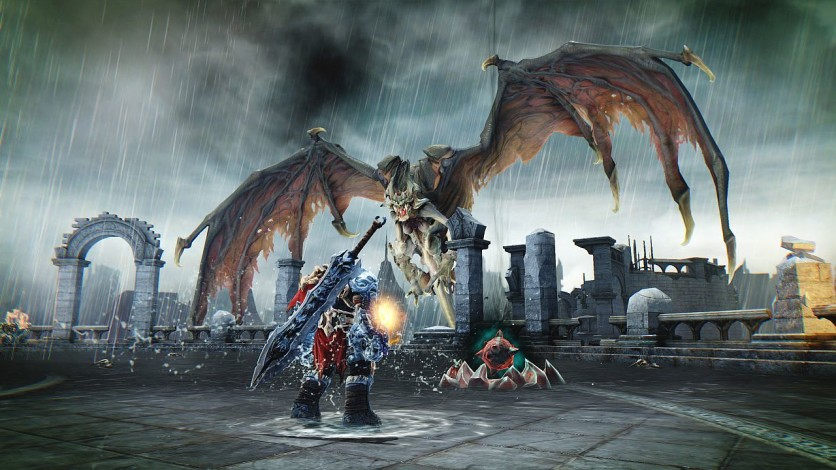 Screenshot 5 - Darksiders Blade & Whip Franchise Pack