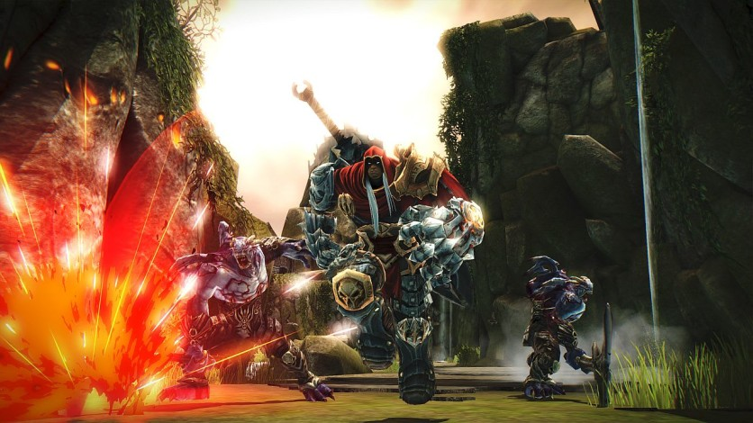 Screenshot 4 - Darksiders Blade & Whip Franchise Pack