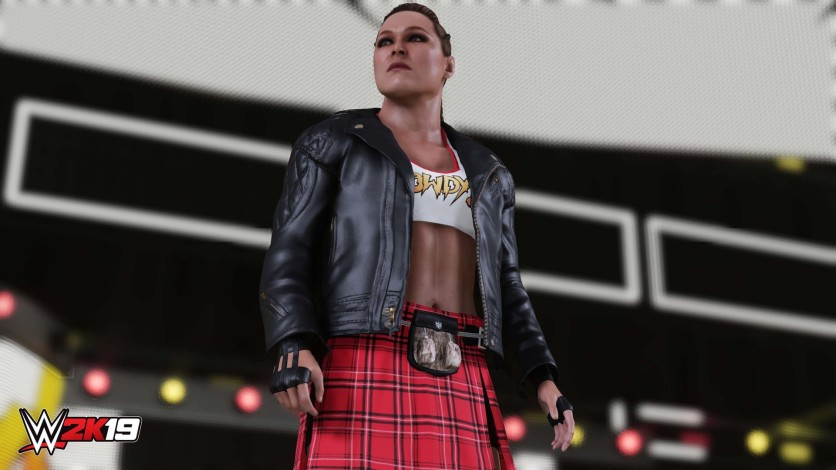 Screenshot 1 - WWE 2K19 Ronda and Rey Pack