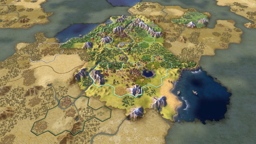 Screenshot 12 - Sid Meier's Civilization® VI: Gold Edition