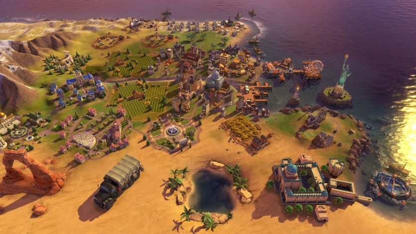 Screenshot 9 - Sid Meier's Civilization® VI: Gold Edition