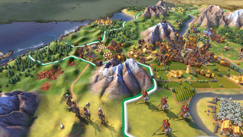 Screenshot 13 - Sid Meier's Civilization® VI: Gold Edition