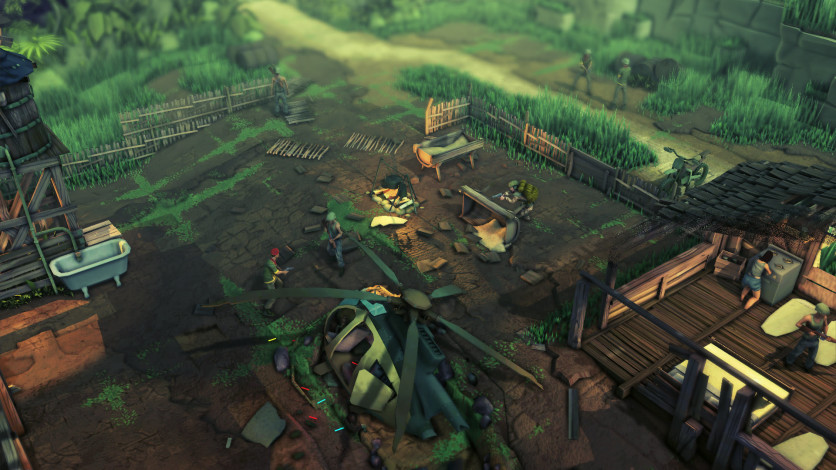 Screenshot 5 - Jagged Alliance: Rage!
