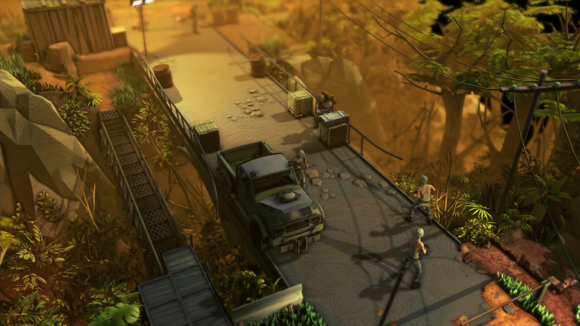 Screenshot 9 - Jagged Alliance: Rage!