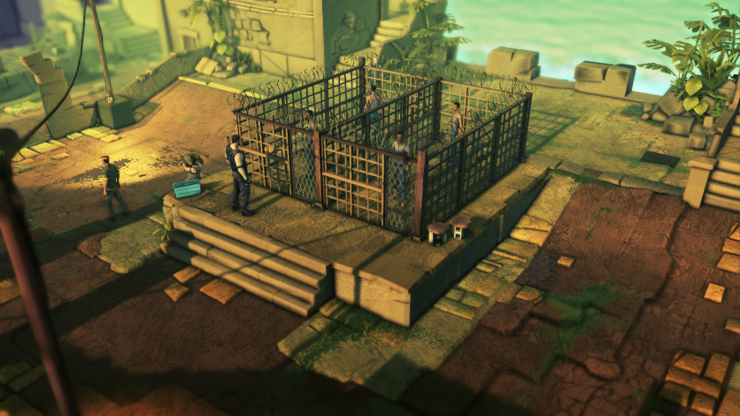 Screenshot 3 - Jagged Alliance: Rage!