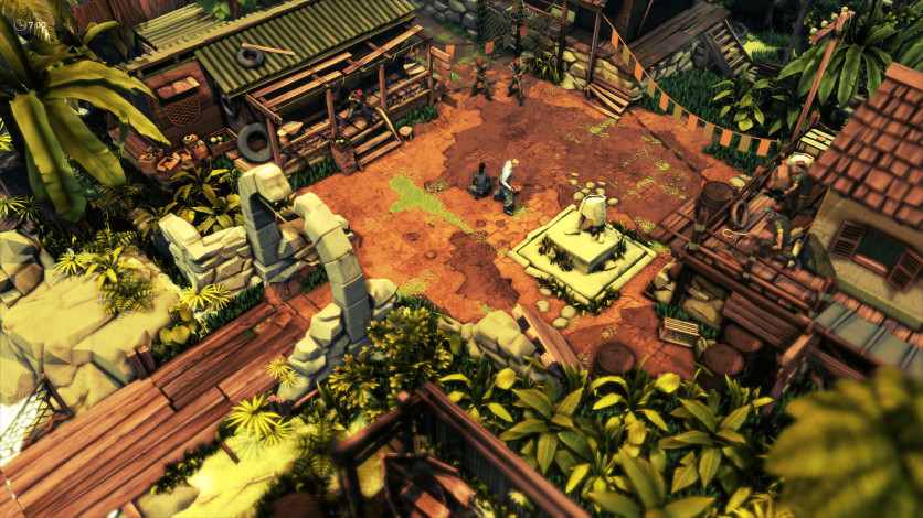 Screenshot 7 - Jagged Alliance: Rage!