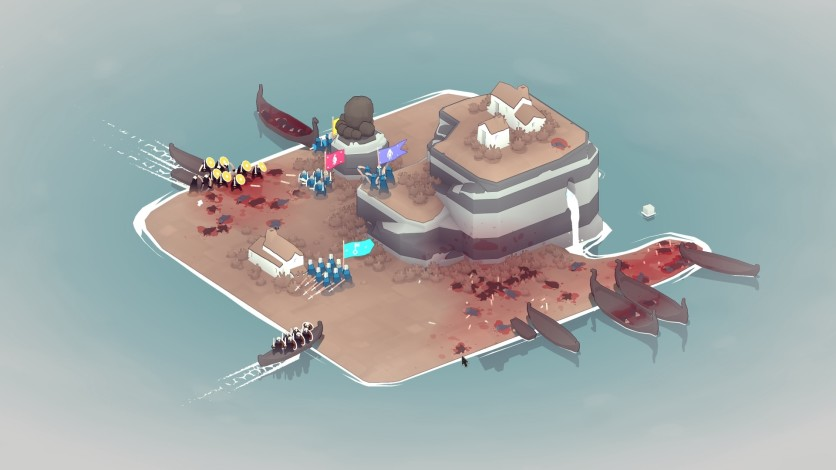Screenshot 11 - Bad North