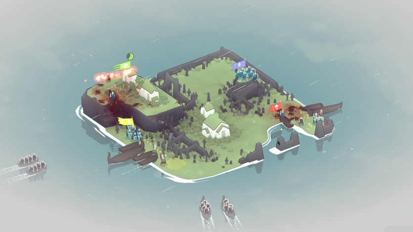 Screenshot 10 - Bad North Deluxe Edition