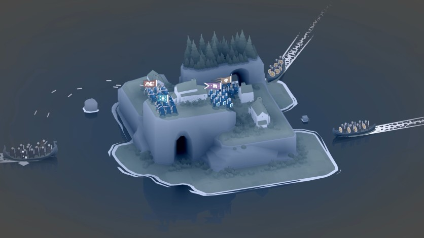 Screenshot 8 - Bad North Deluxe Edition