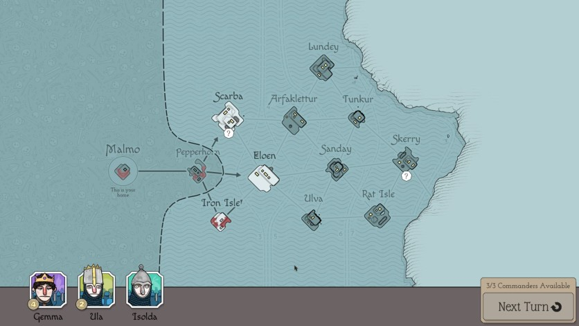 Screenshot 6 - Bad North Deluxe Edition