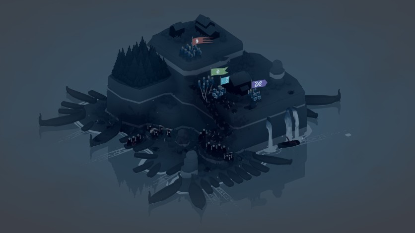 Screenshot 3 - Bad North Deluxe Edition