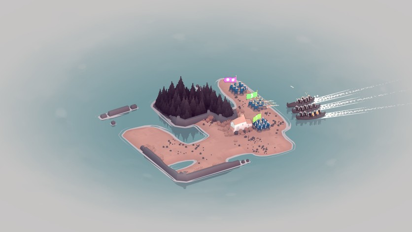 Screenshot 5 - Bad North Deluxe Edition