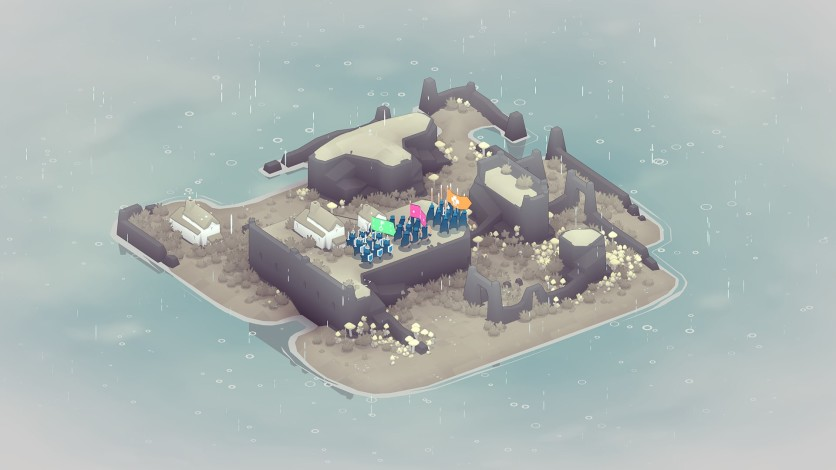 Screenshot 4 - Bad North Deluxe Edition