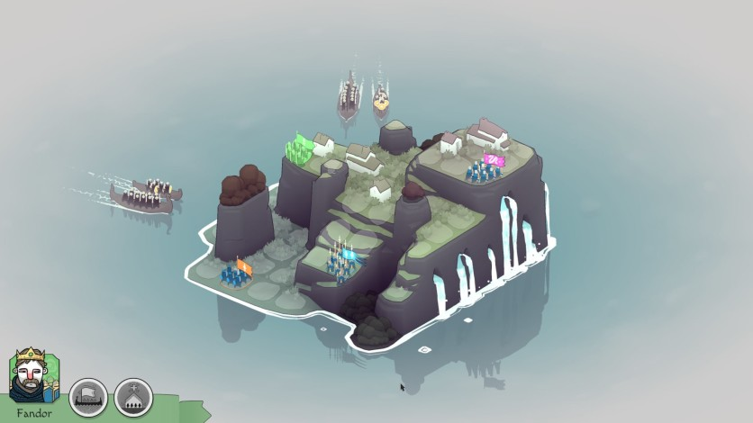 Screenshot 2 - Bad North Deluxe Edition