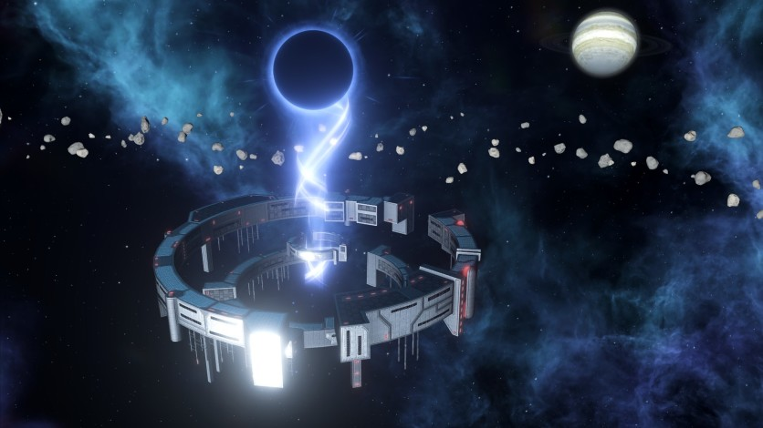 Screenshot 2 - Stellaris: MegaCorp