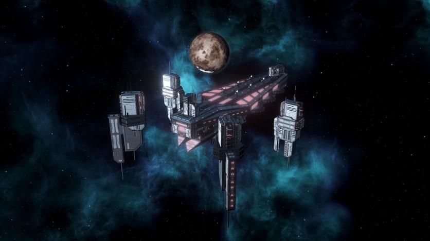 Screenshot 4 - Stellaris: MegaCorp