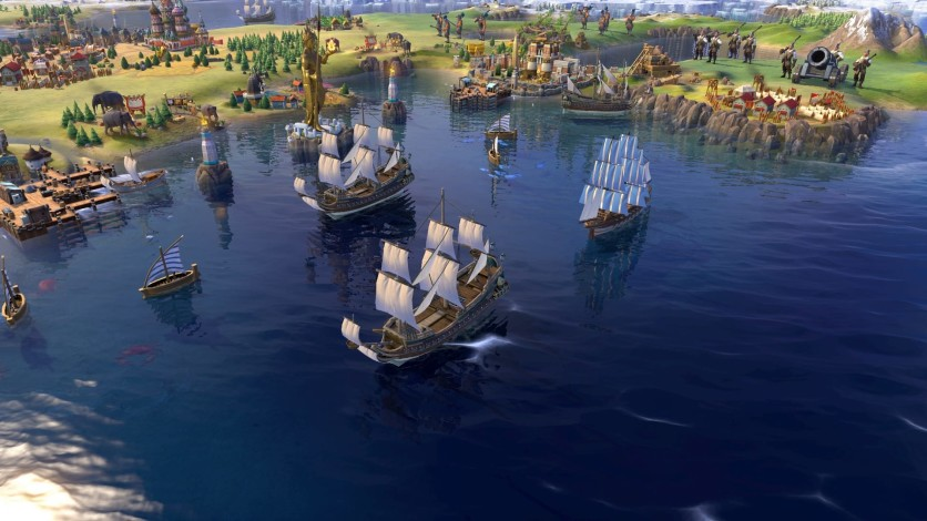 Screenshot 4 - Sid Meier's Civilization VI - Rise and Fall