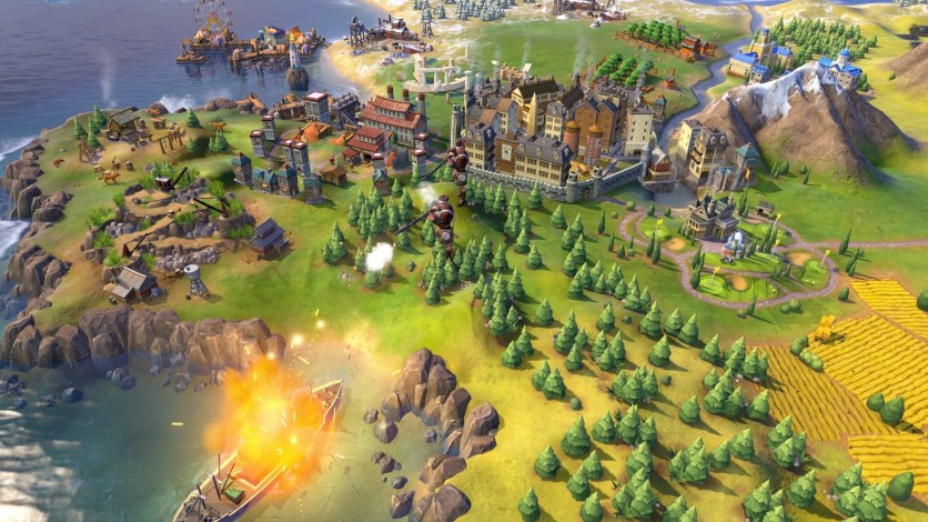 Screenshot 8 - Sid Meier's Civilization VI - Rise and Fall