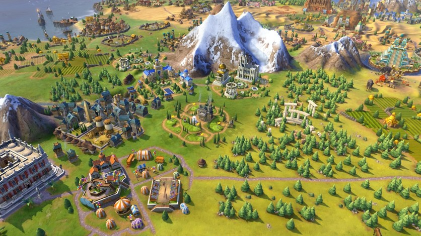 Screenshot 7 - Sid Meier's Civilization VI - Rise and Fall
