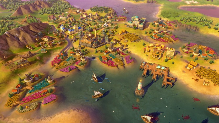 Screenshot 5 - Sid Meier's Civilization VI - Rise and Fall