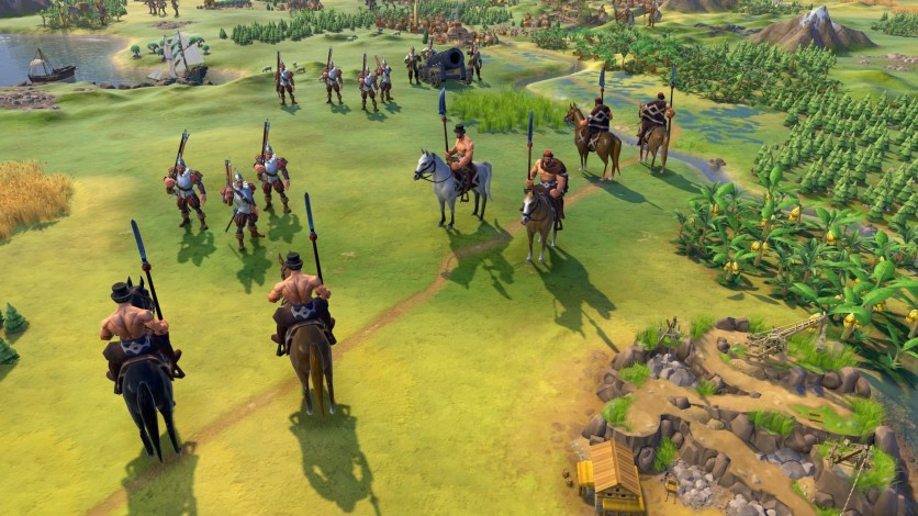 Screenshot 6 - Sid Meier's Civilization VI - Rise and Fall
