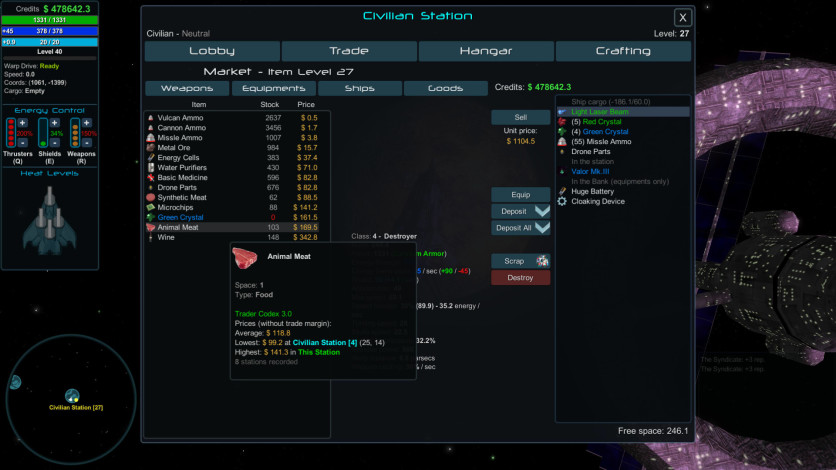 Screenshot 4 - Star Valor
