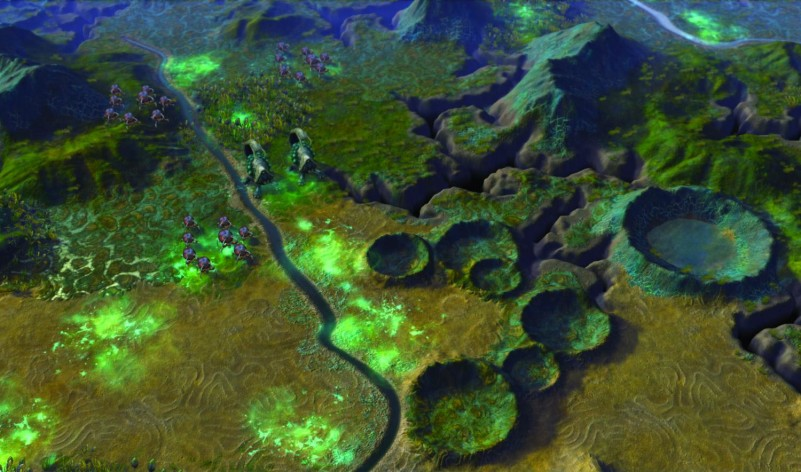 Screenshot 4 - Sid Meier's Civilization Beyond Earth - The Collection (MAC)