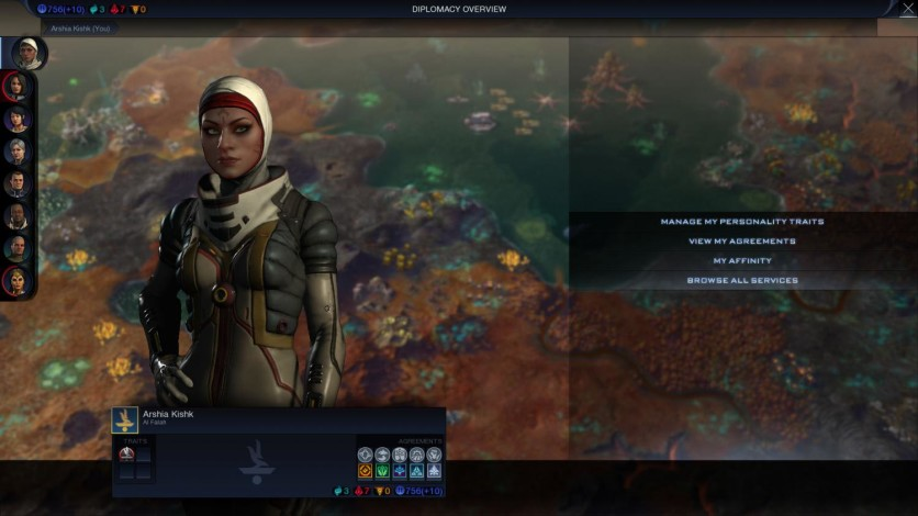 Screenshot 6 - Sid Meier's Civilization Beyond Earth - The Collection (MAC)