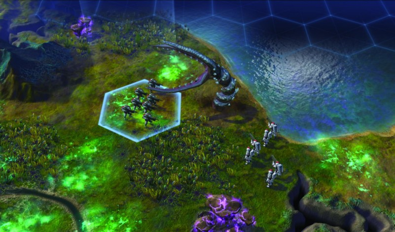 Screenshot 3 - Sid Meier's Civilization Beyond Earth - The Collection (MAC)