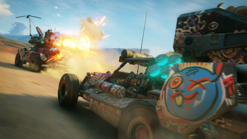Screenshot 5 - Rage 2 - Deluxe Edition