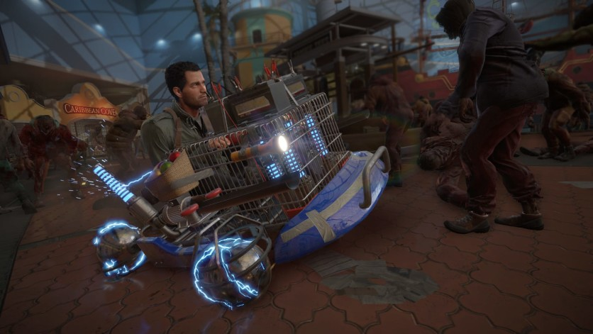 Screenshot 8 - DEADRISING 4 - Frank's Big Package