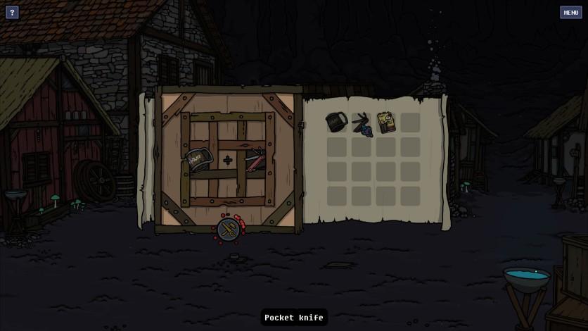 Screenshot 3 - Subterraneus