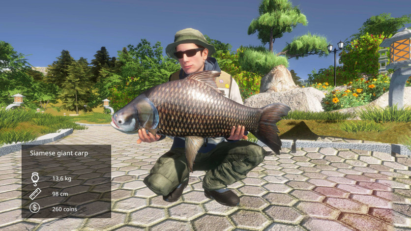 Screenshot 2 - Pro Fishing Simulator