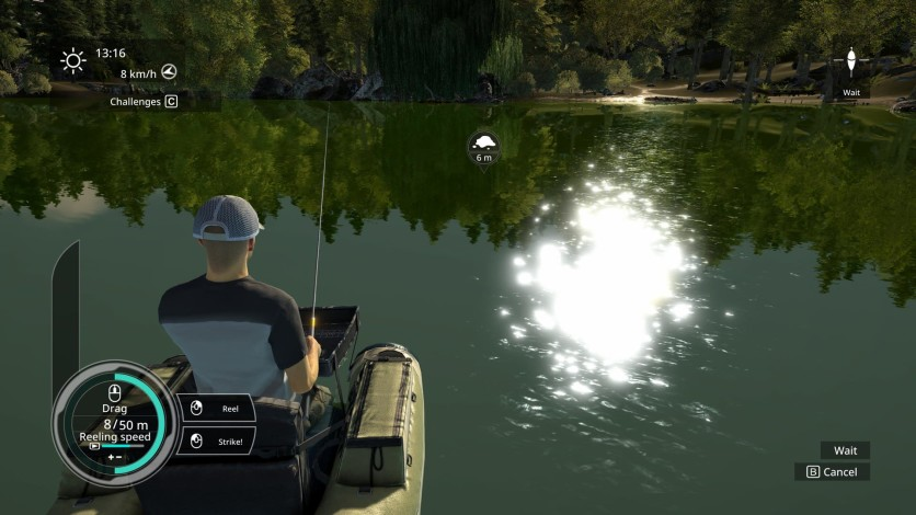 Screenshot 5 - Pro Fishing Simulator