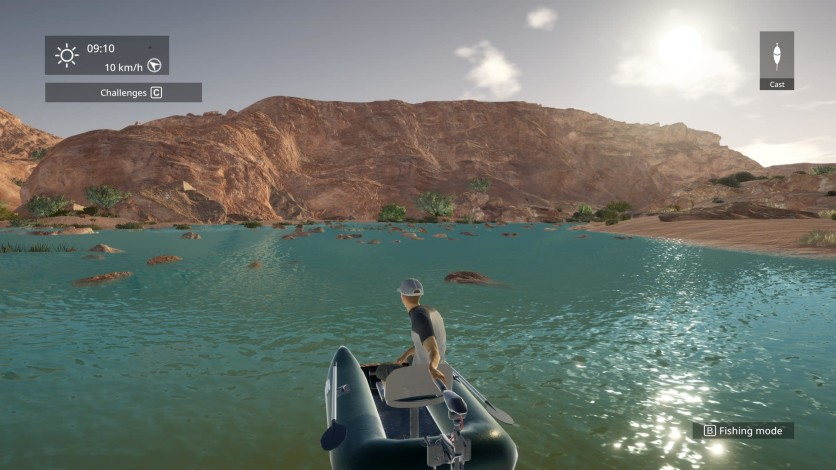 Screenshot 7 - Pro Fishing Simulator