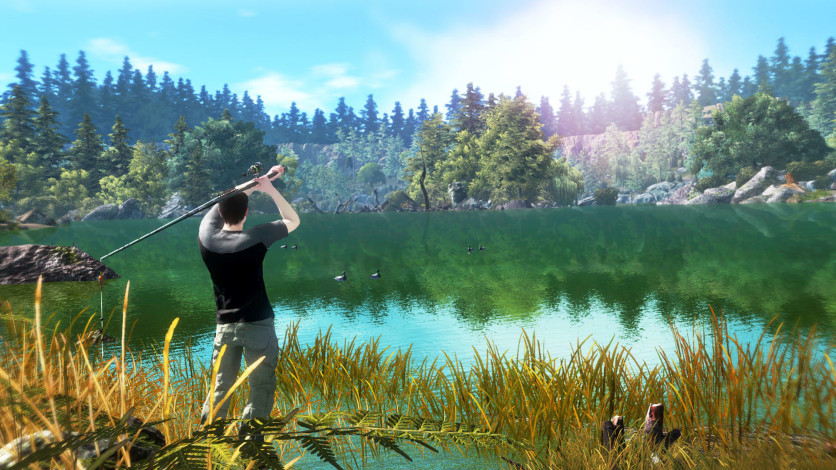 Screenshot 8 - Pro Fishing Simulator