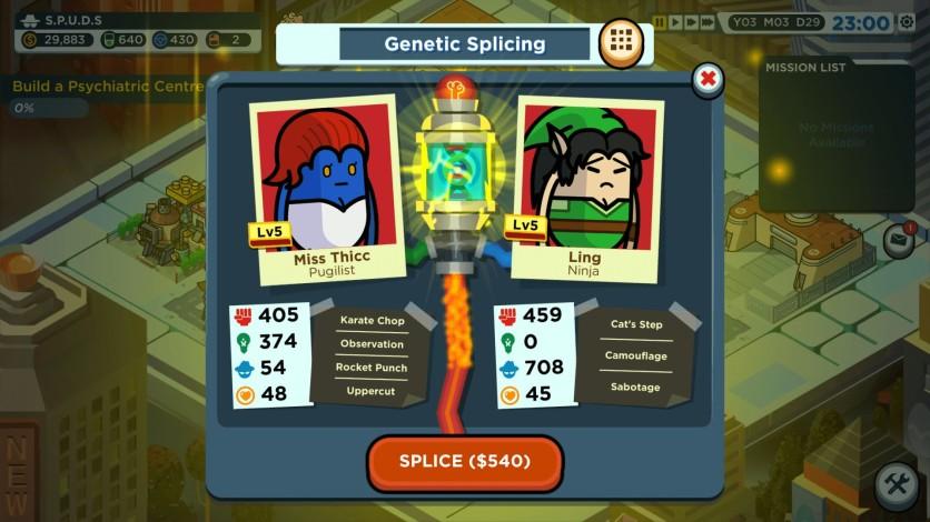 Screenshot 6 - Holy Potatoes! A Spy Story?!