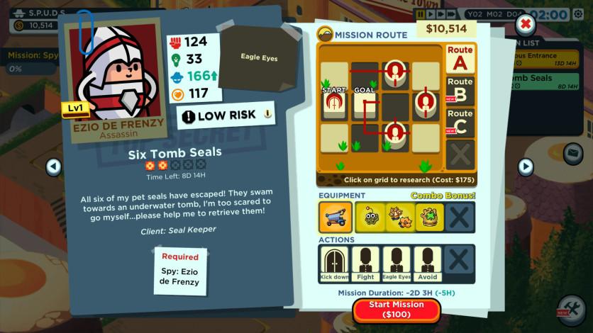 Screenshot 7 - Holy Potatoes! A Spy Story?!