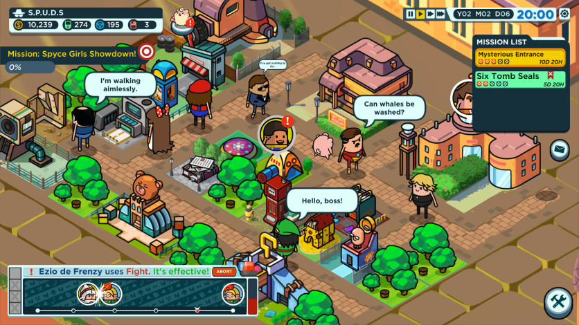 Screenshot 9 - Holy Potatoes! A Spy Story?!